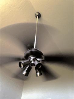 Why Is My Ceiling Fan Wobbling George Brazil Plumbing Electrical Phoenix Az