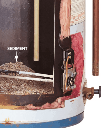 Water Heater Sediment